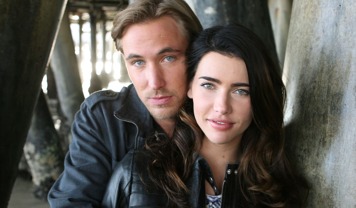 """Kyle Lowder, Jacqueline McInnes Wood """"The Bold and the Beautiful"""" rick steffy am"""