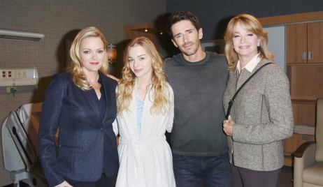 Claire, Belle, and Shawn return to Days of our Lives