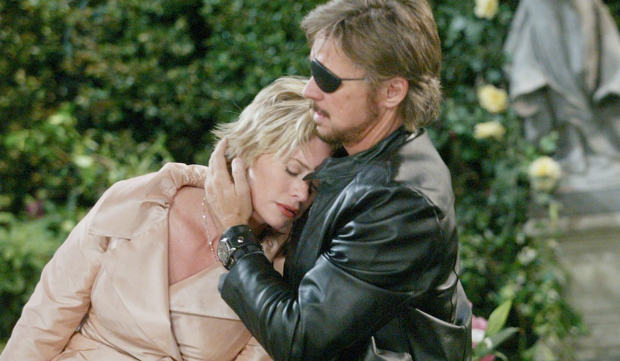 """Stephen Nichols, Mary Beth Evans """"Days Of Our Lives"""" steve kayla ps"""