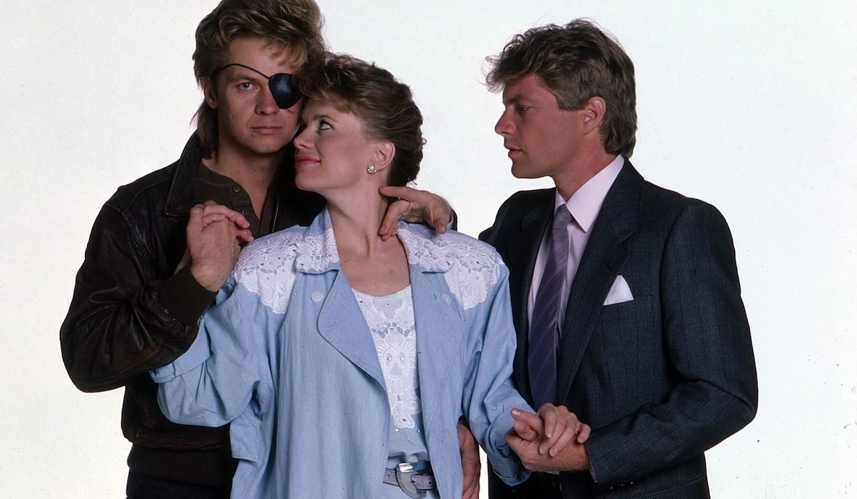 days steve kayla jack Stephen Nichols, Mary Beth Evans, Joseph Adams, (1987), 1965- . ph: Bernard Boudreau/©NBC/Courtesy Everett Collection