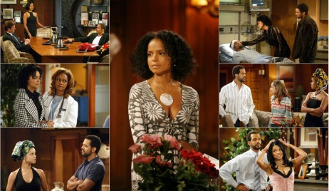 drucilla winters over the years victoria rowell young and restless