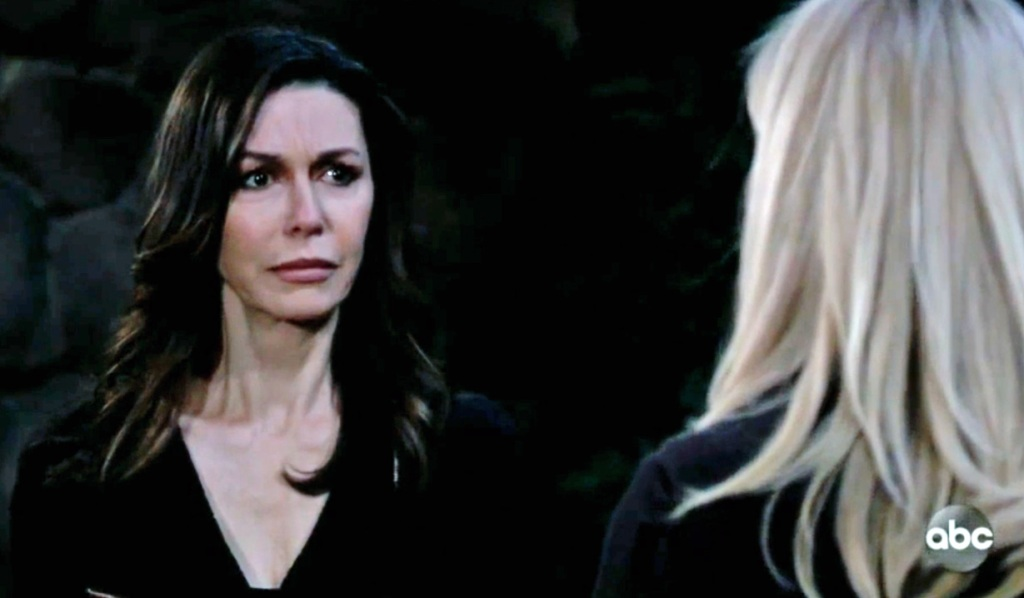 Felicia lashes out at Anna on GH
