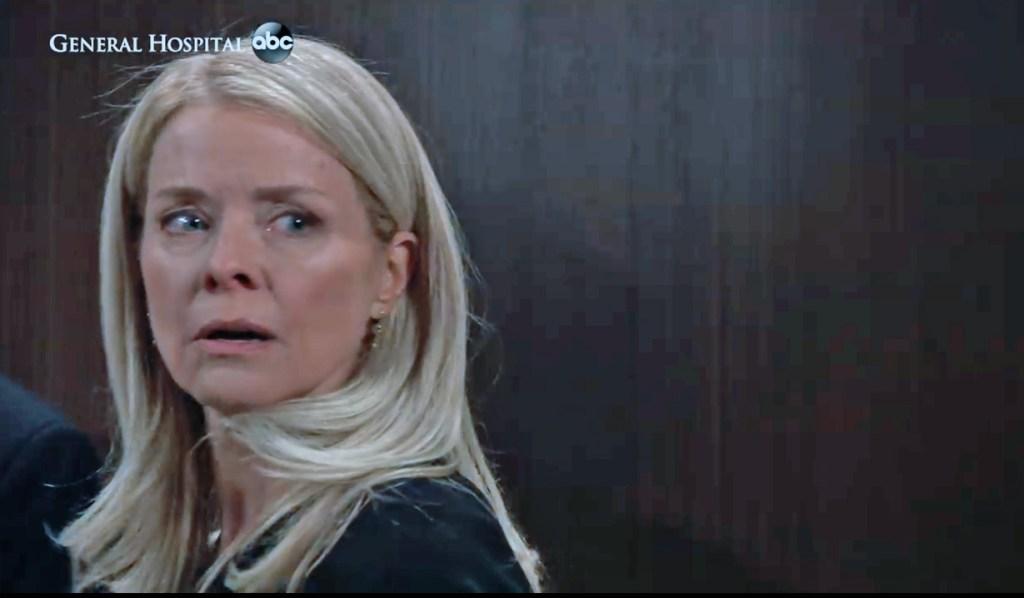 Felicia is shocked GH