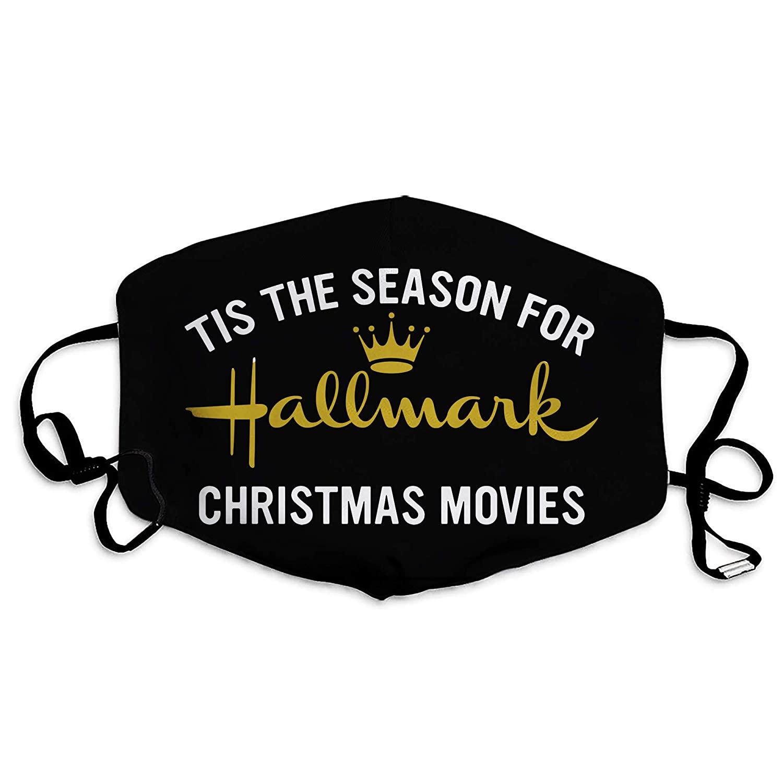 Hallmark Christmas Movies Face Mask