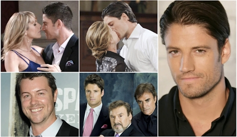 James Scott's debut anniversary of EJ DiMera on Days of Our Lives