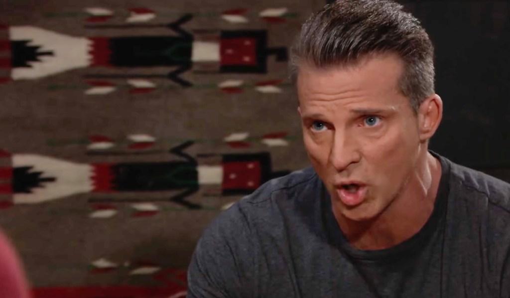 Jason warns Britt GH
