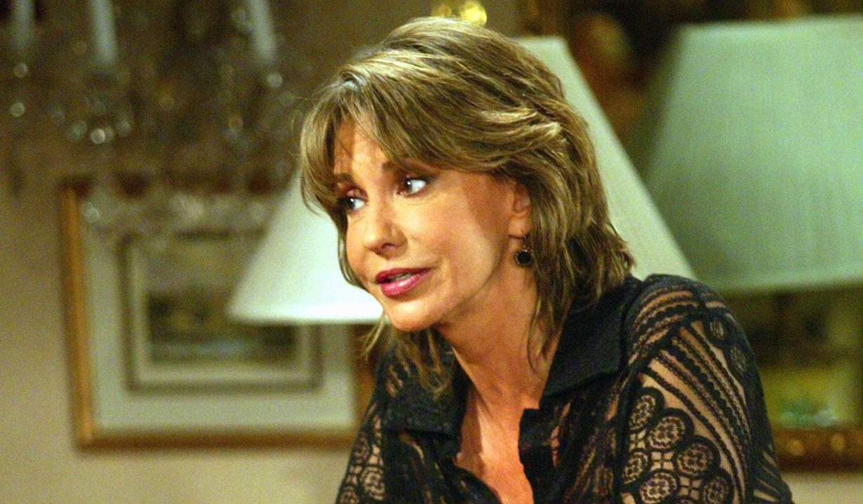 Jess Walton as Jill Abbott on Young and Restless