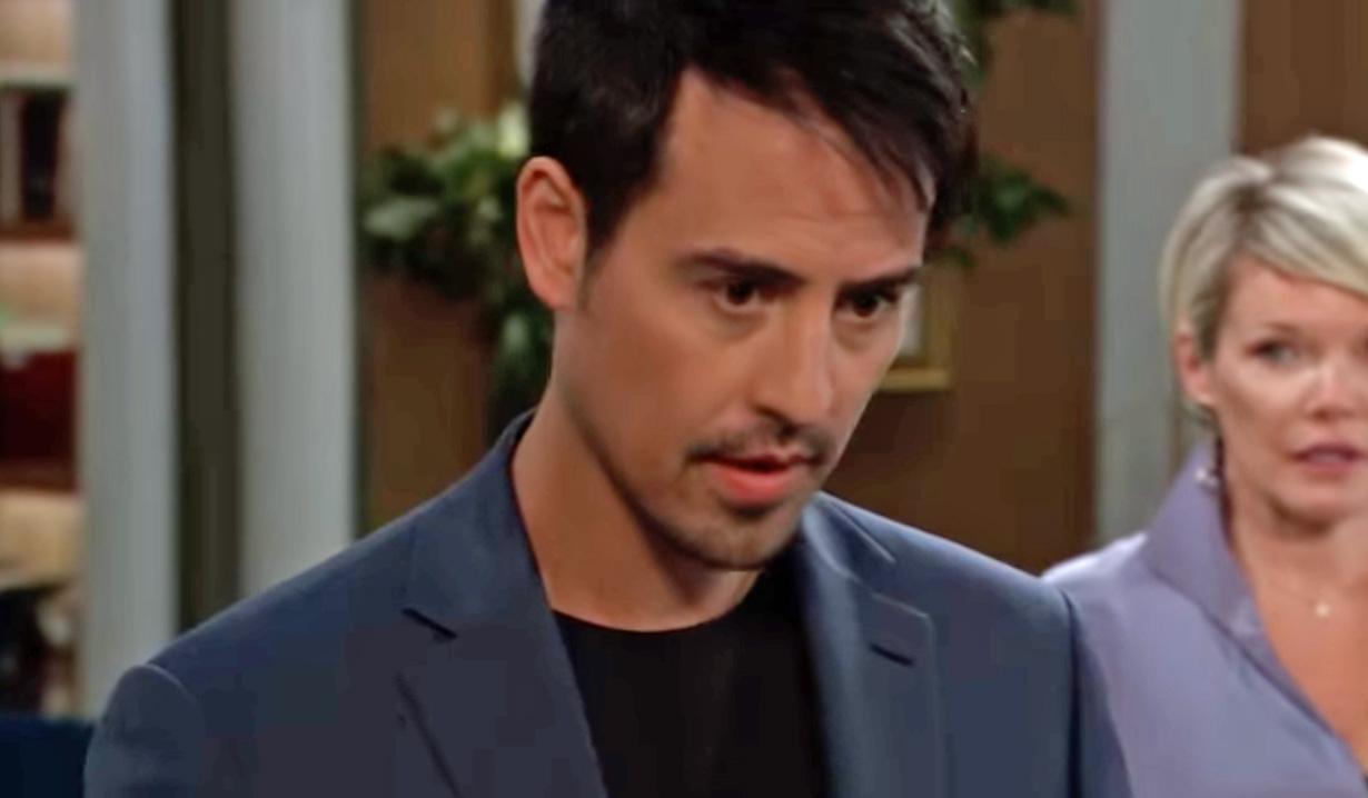 Laura confronts Nikolas about prison GH