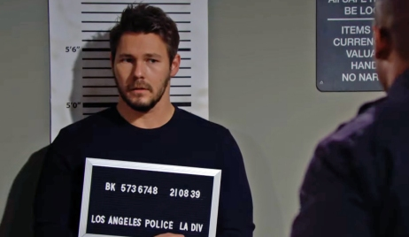 Liam is arrested on B&B