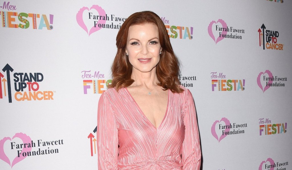 Marcia Cross Melrose Place, OLTL, Desperate Housewives