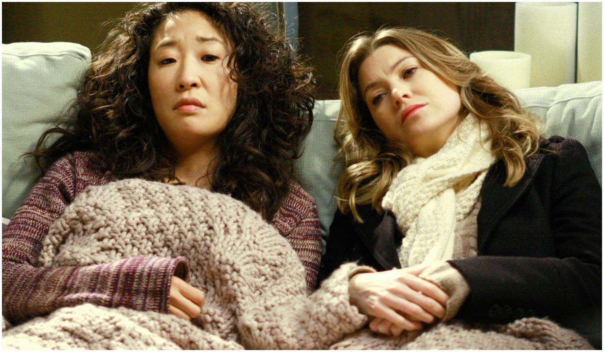 Grey's Anatomy Meredith Yang Pompeo Oh