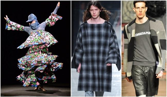 Fashion shows bold beautiful