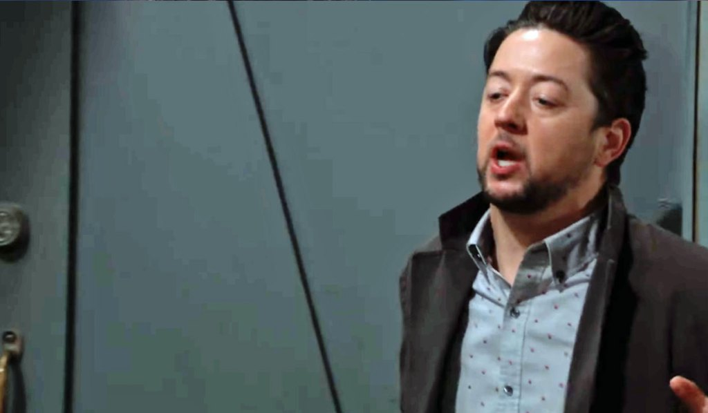 Spinelli warns not to shoot GH