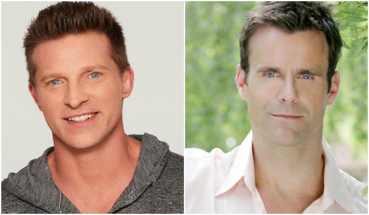 steve burton and cameron mathison fun questions gh