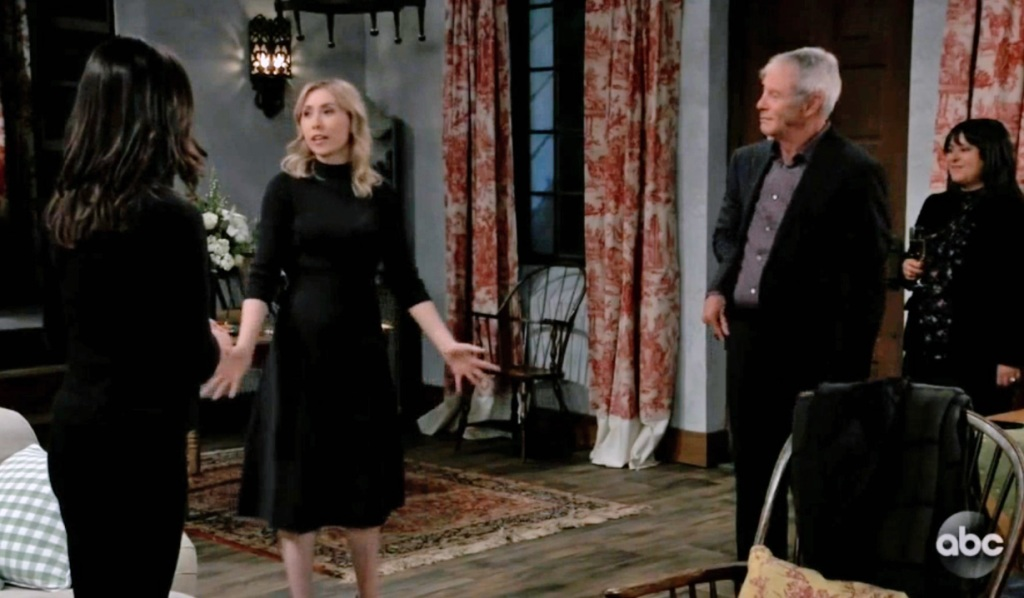 Tiffany gets a surprise on GH