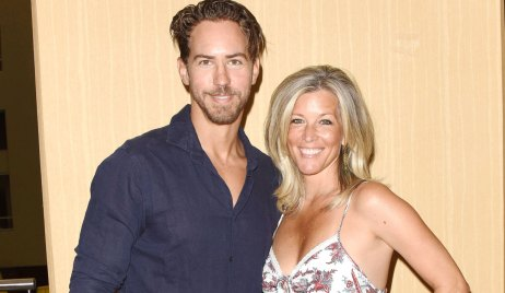 wes ramsey and laura wright four year anniversary and relationship gh