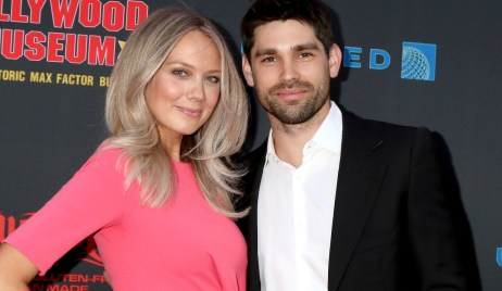 Melissa Ordway, Justin Gaston at arrivals for Annual Daytime Emmy Awards Nominee Reception, The Hollywood Museum Ballroom, Los Angeles, CA April 26, 2017. Photo By: Priscilla Grant/Everett Collection