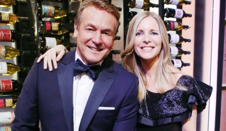 """paul christine Lauralee Bell, Doug Davidson""""The Young and the Restless"""" Set CBS television CityLos Angeles01/14/20© Howard Wise/jpistudios.com310-657-9661"""