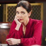 "Amelia Heinle victoria ponders ""The Young and the Restless"" Set CBS television CityLos Angeles02/12/21© Howard Wise/jpistudios.com310-657-9661Episode # 12070U.S. Airdate 03/18/21"