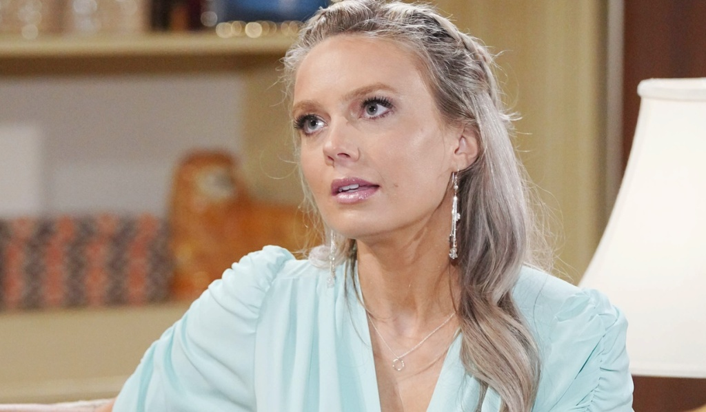 Abby wants answers Y&R