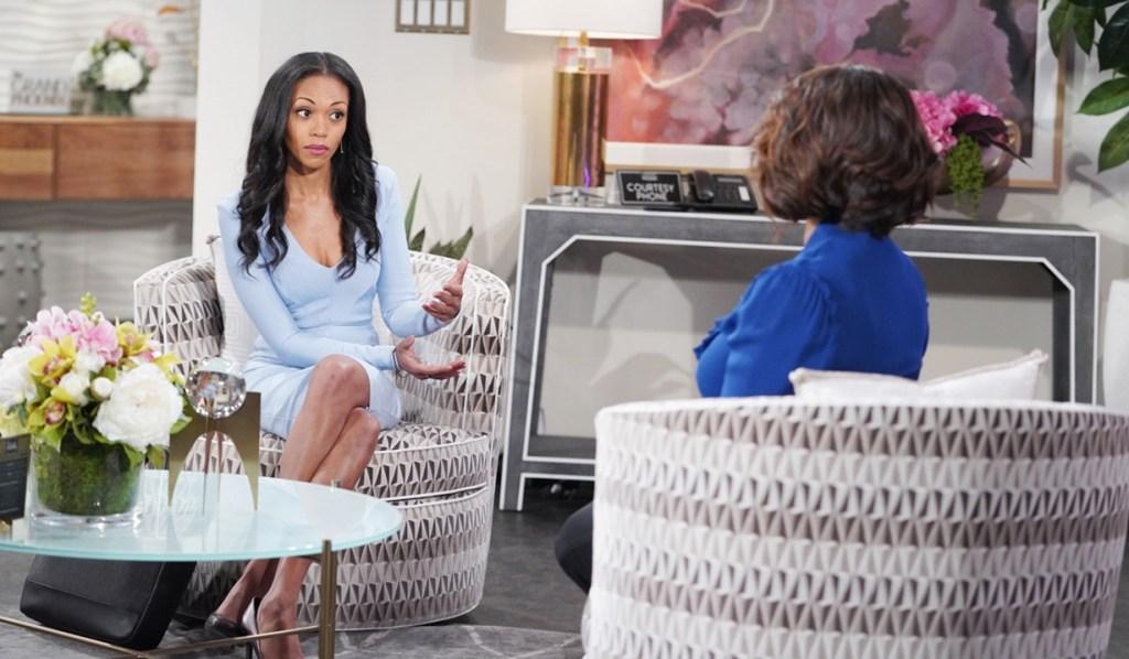Amanda talk Naya hotel Y&R