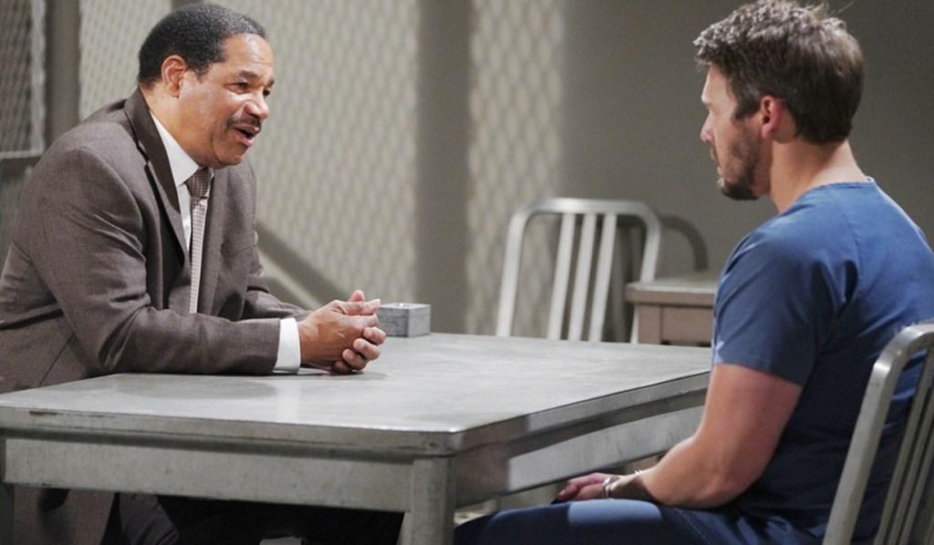 Deputy Baker, Liam interrogation B&B