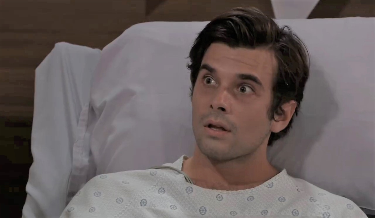 Chase gets news of cure at General Hospital