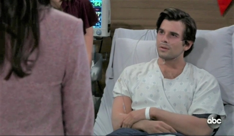 Chase tells Brook Lynn he's getting married at General Hospital