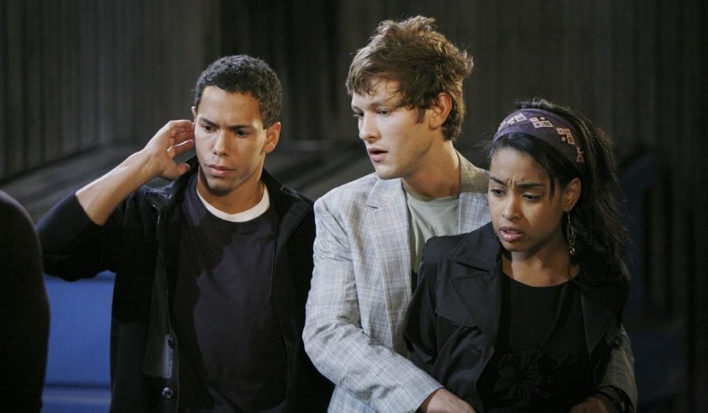 Devon, Daniel, Lily, Y&R