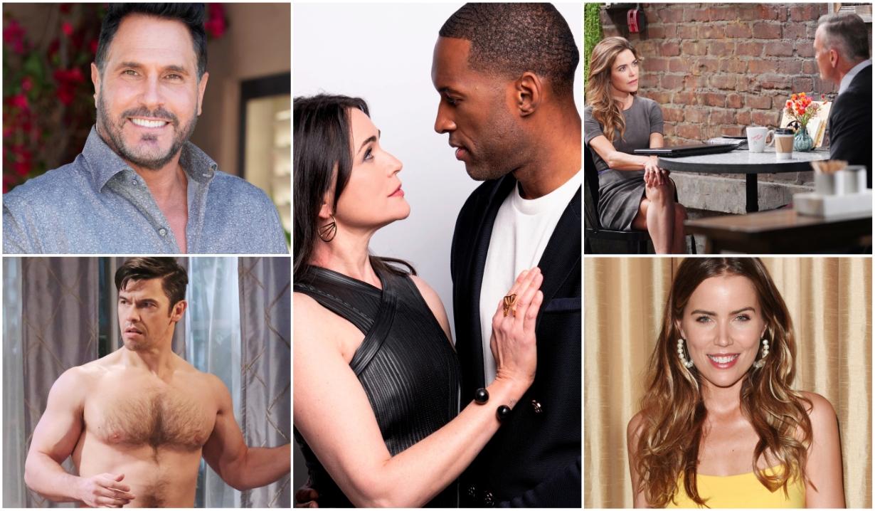 weekly soap opera news B&B, Days, GH, Y&R