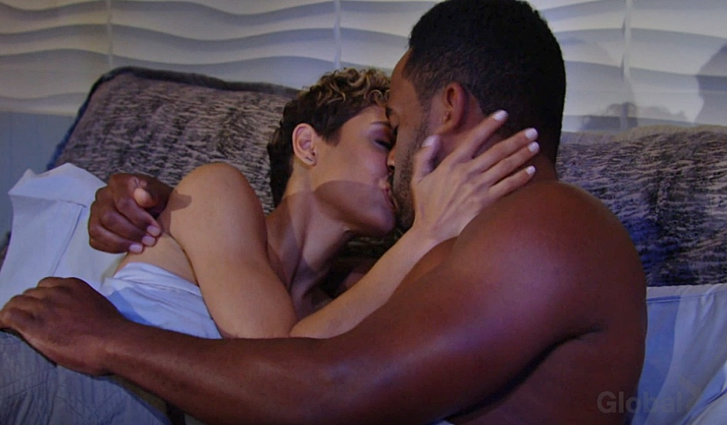 Elena, Nate sex suite Y&R