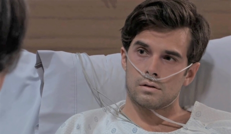 Finn tells Chase they had their best shot at General Hospital