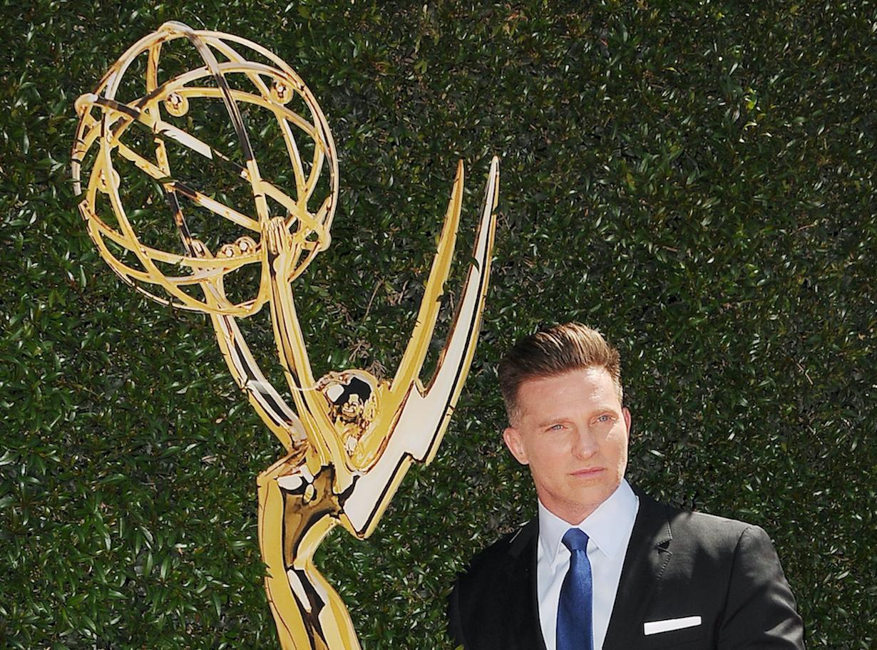 Steve Burton 44th Annual Daytime Emmy Awards - Arrivals at Pasadena Civic Auditorium on April 30, 2017 in Pasadena, California 4/30/17 © Jill Johnson/jpistudios.com 310-657-9661