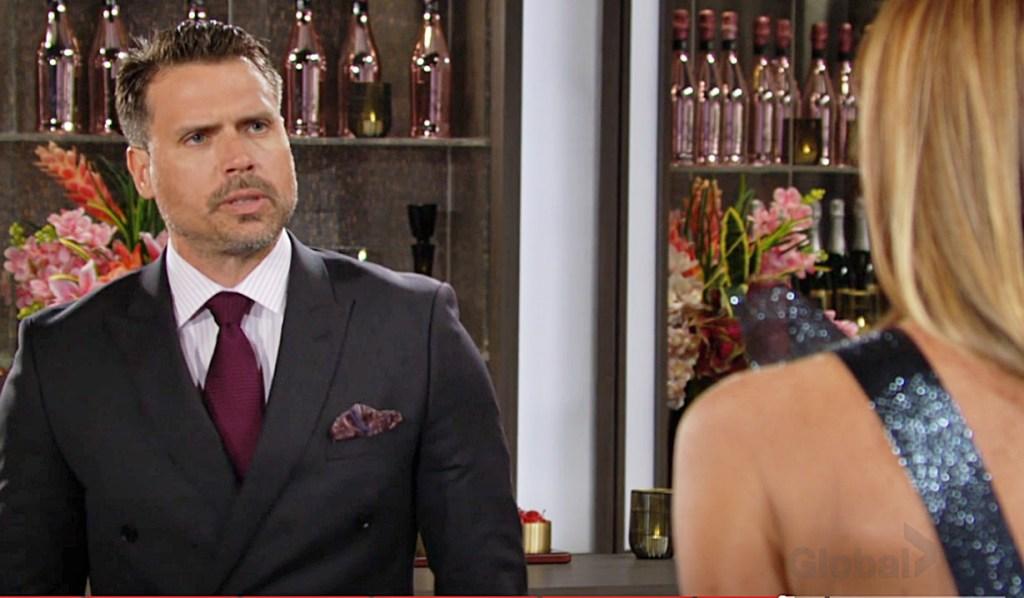 Nick, Phyllis confide Y&R