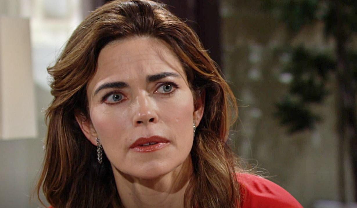 Victoria hears Ashland's bad news Y&R