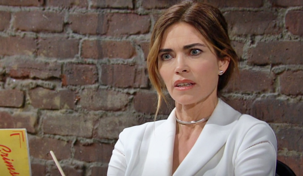 Victoria irked Billy Y&R