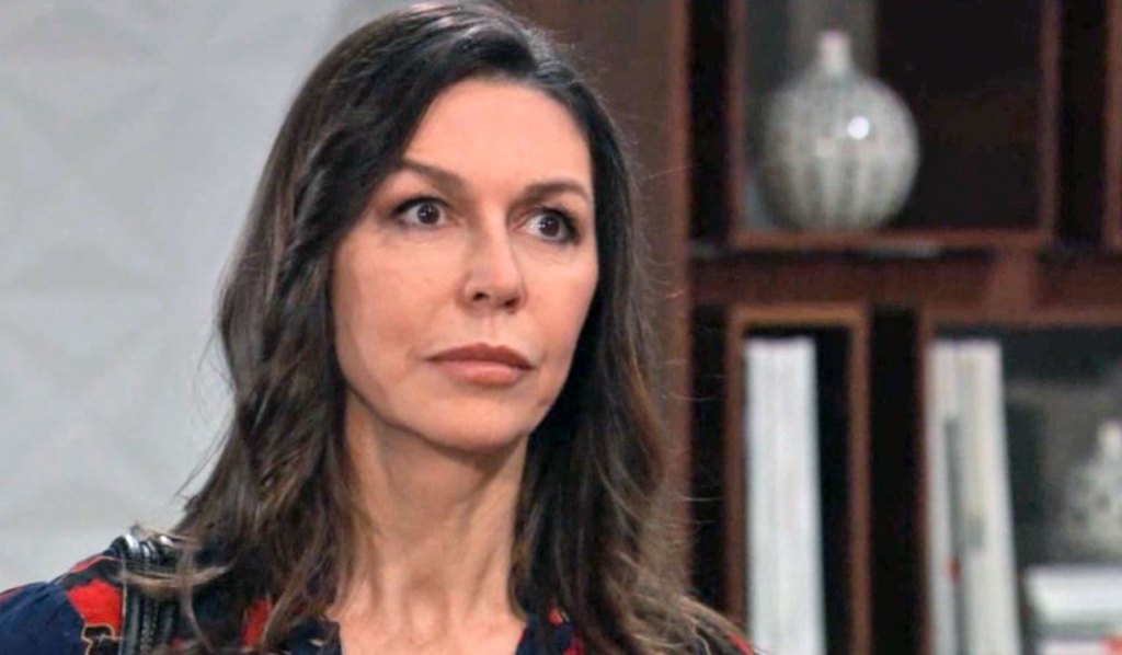 Anna asks Peter for more antidote GH