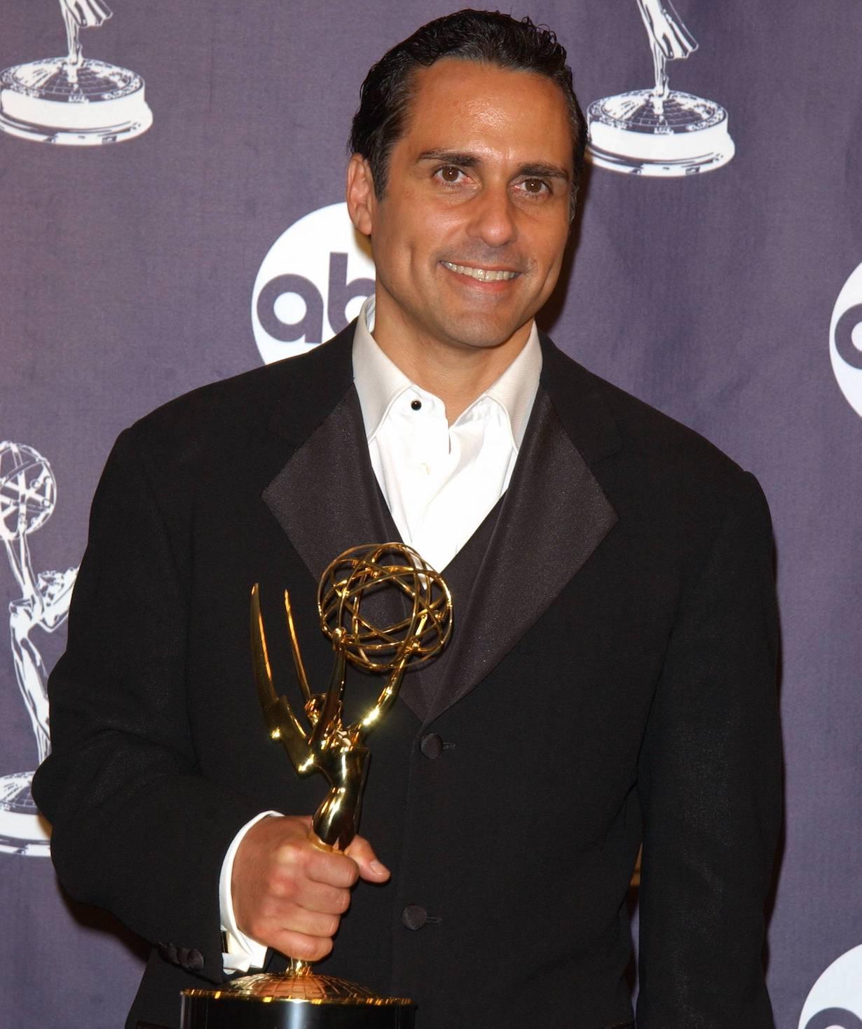 Maurice Benard 30th Daytime Emmy Awards Pressroom Radio City Music Hall New York City 5/16/03 ©Lisa Rose/JPI 310-657-9661