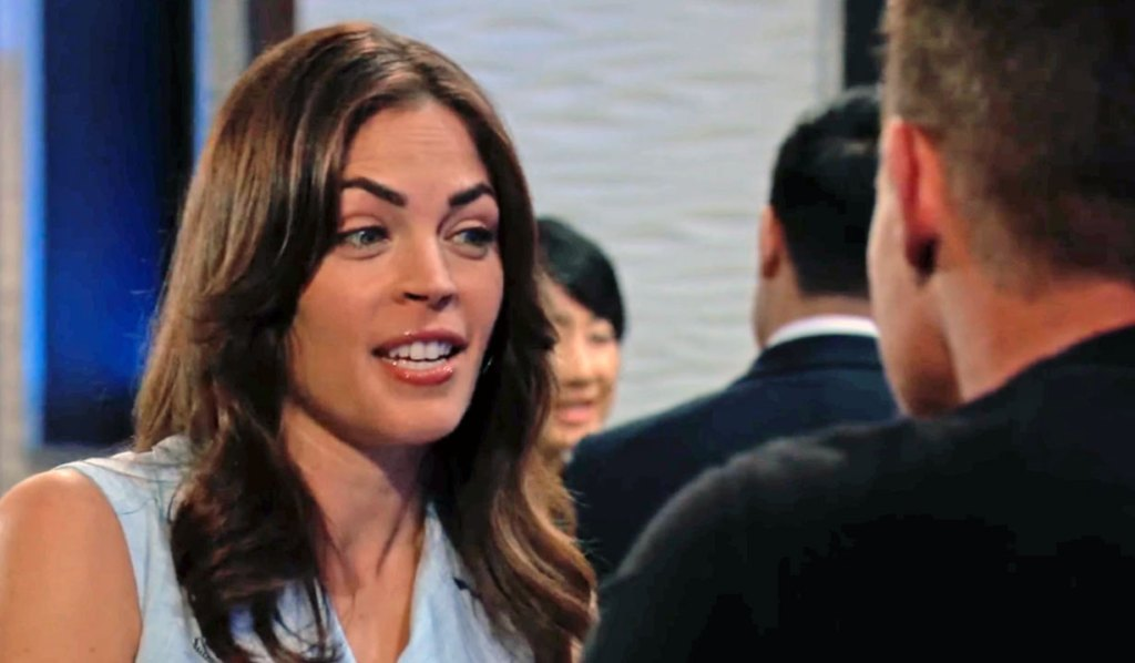 Britt wants to forget Canada GH