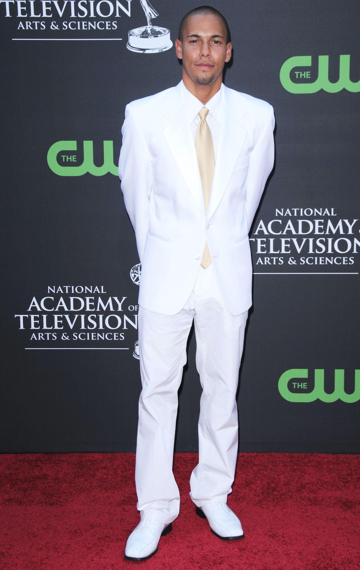 Bryton McClure 36th Annual Daytime Emmy Awards - Arrivals Orpheum Theatre Los Angeles 8/30/09 © Jill Johnson/jpistudios.com 310-657-9661