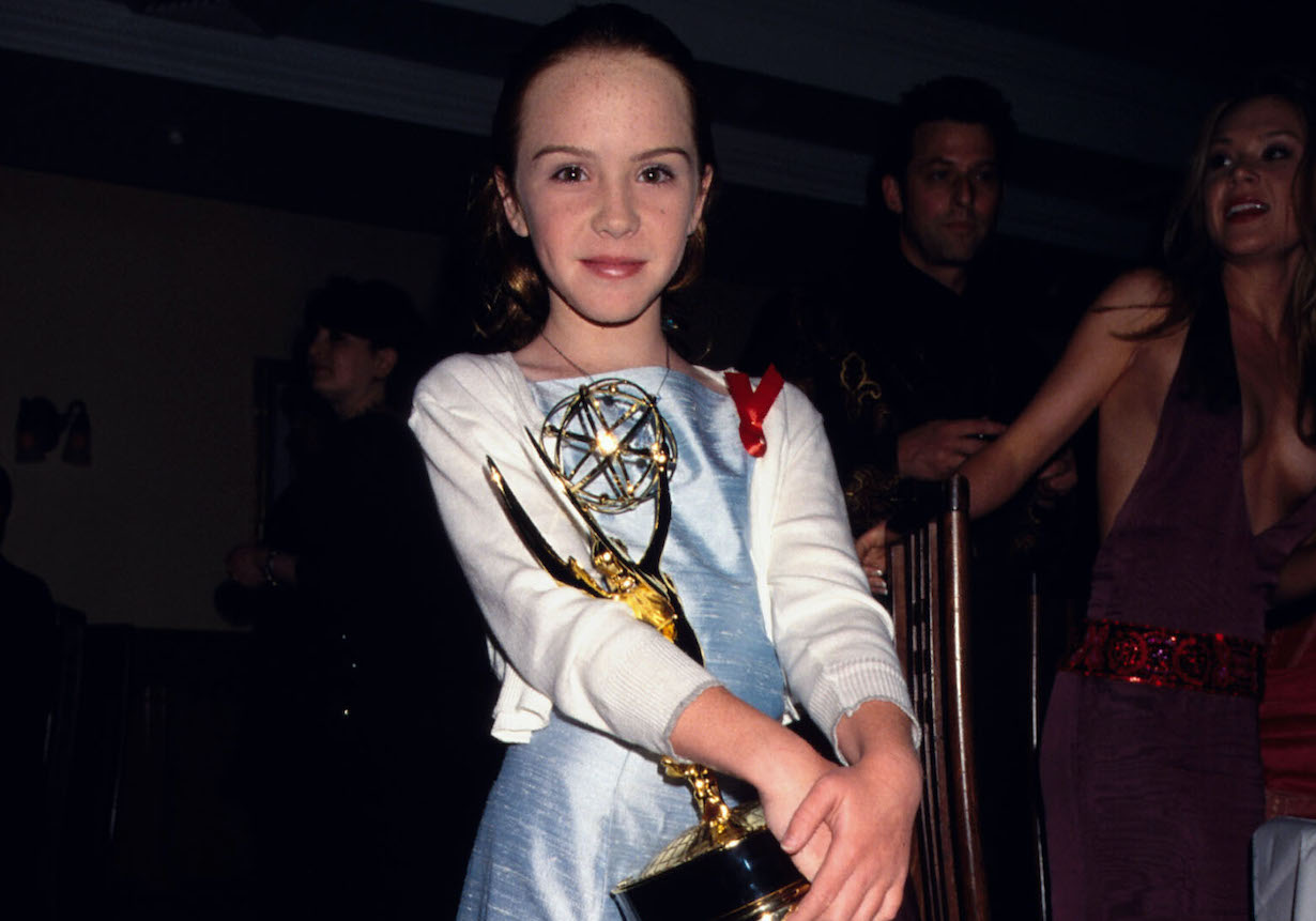 Camryn Grimes Y&R, B&B Daytime Emmy Party Maloney and Porcelli's 5/19/00 ©Lisa Rose/JPI 310-657-9661
