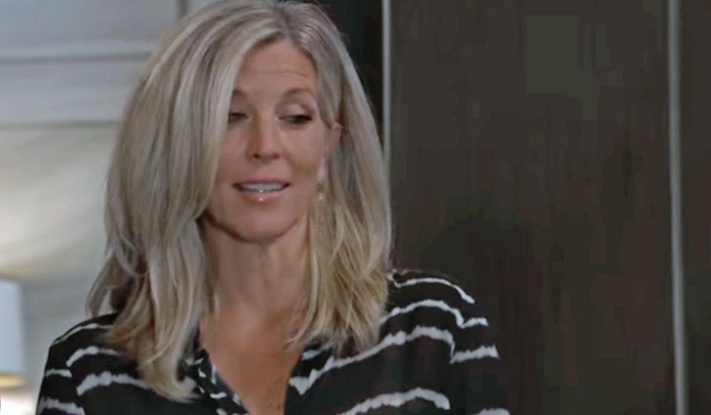 Carly gloats as always GH