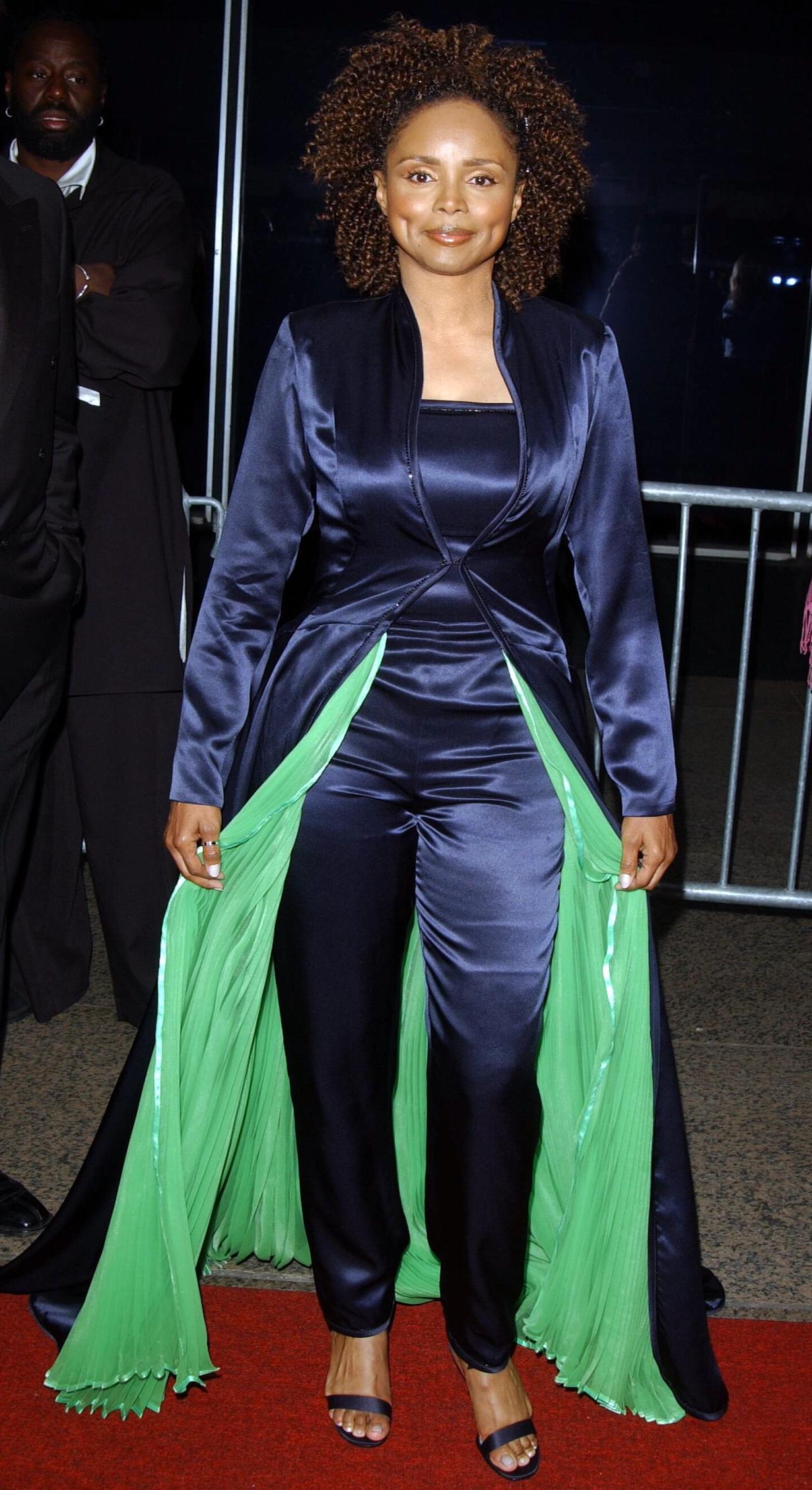 Debbi Morgan 30th Daytime Emmy Awards Radio City Music Hall New York City 5/16/03 ©Lisa Rose/JPI 310-657-9661