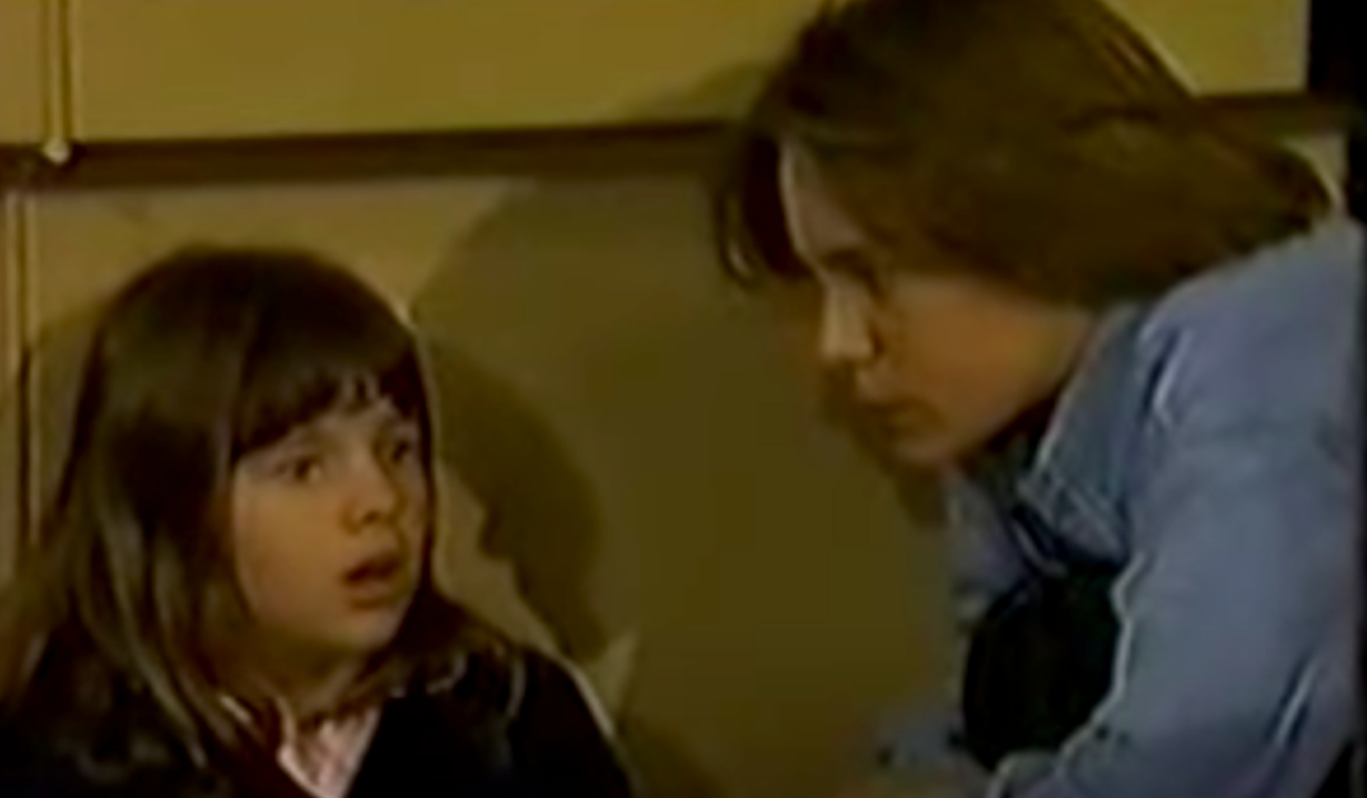 Emily and Lucky friends since kids on General Hospital