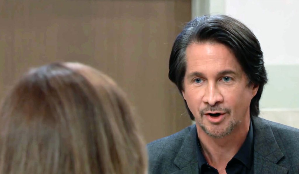 Finn believes he has a cure for Chase GH