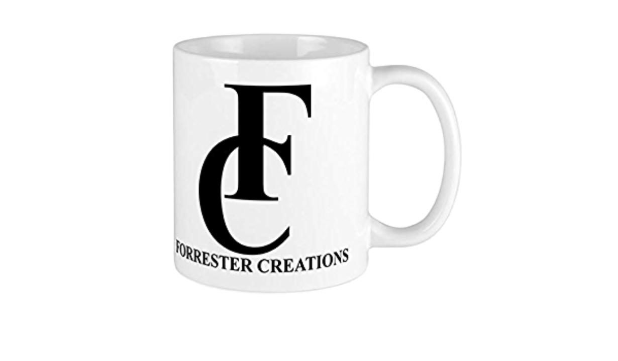 mug forrester creations bb