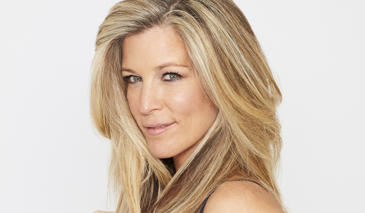 """GENERAL HOSPITAL laura wright carly gallery - The Emmy-winning daytime drama """"General Hospital"""" airs Monday-Friday (3:00 p.m. - 4:00 p.m., ET) on the ABC Television Network. GH18 (ABC/Craig Sjodin) LAURA WRIGHT"""