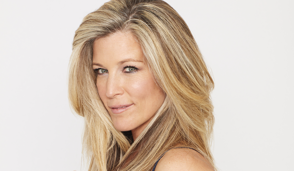 """carly gallery laura wright GENERAL HOSPITAL - The Emmy-winning daytime drama """"General Hospital"""" airs Monday-Friday (3:00 p.m. - 4:00 p.m., ET) on the ABC Television Network. GH18(ABC/Craig Sjodin)LAURA WRIGHT"""