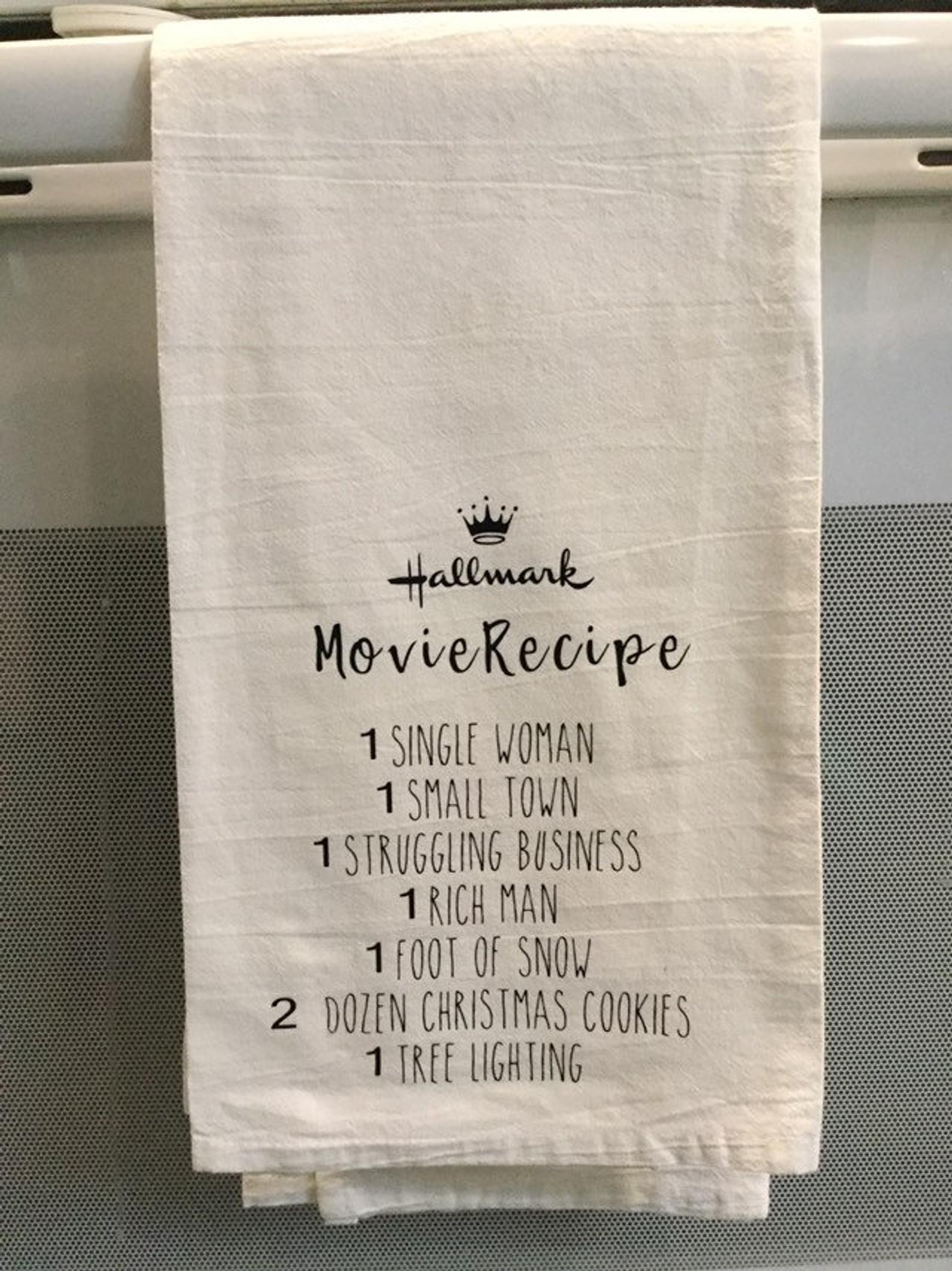 Hallmark Kitchen Tea Towel