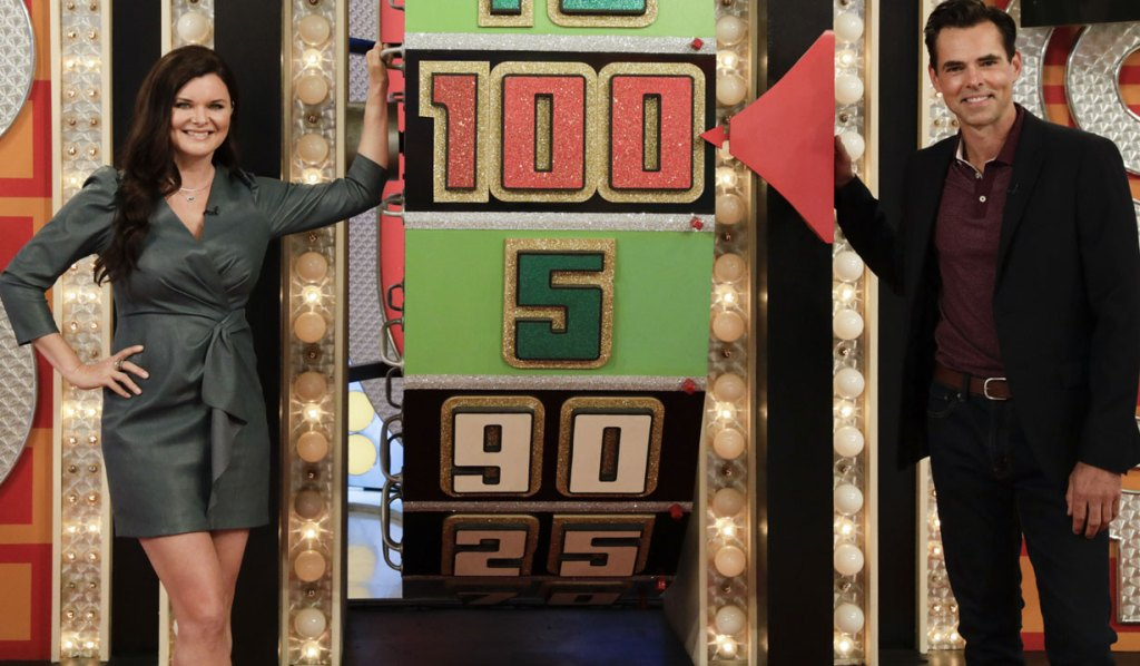 heather tom bb and jason thompson yr on the price is right